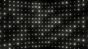 Light wall. Bright lights glowing. Light wall Full HD vector illustration