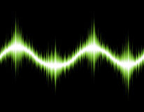Light wave Royalty Free Stock Photography
