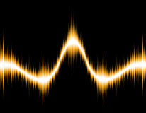 Light wave Stock Images