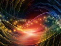 Light Wave Royalty Free Stock Image