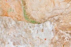 Light waved stone background Stock Photography