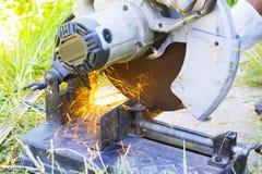 Light of welding Royalty Free Stock Image
