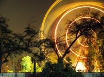 Light wheel Royalty Free Stock Photography