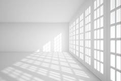 Light white room Stock Images