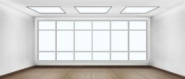 Light white room Royalty Free Stock Photo