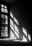 Light from the window of the castle Royalty Free Stock Photography