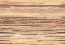 Light wood brown oak panels used as background. Seamless pattern ivory wood texture close up horisontal Stock Photo