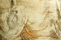 Light wood texture. Light wood background from a cedar table stock photo