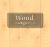 Light wooden background. Vertical plank royalty free illustration