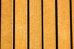 Light wooden plank Royalty Free Stock Photography