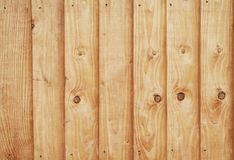 Light wooden planks Royalty Free Stock Photo