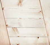 Light wooden planks texture Royalty Free Stock Photos