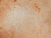 Light wooden surface with scratches Stock Photo