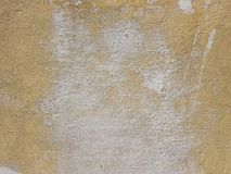 Free Light Yellow Beige Gunge Old Wall Texture Painted Cement Structure Rusty Cracked Stock Photos - 120219863
