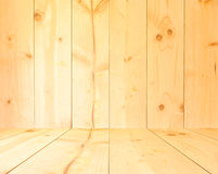 Light yellow color wood texture background Stock Photo