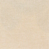 Light yellow knitted  fabric texture or background. Stock Photo