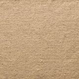 Light yellow natural linen texture for the background Royalty Free Stock Images