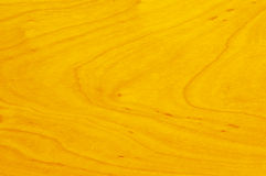 Light yellow wooden horizontal background Royalty Free Stock Photography