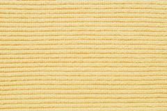 Light yellow knitting wool texture background. Light yelow knitting wool texture for your background royalty free stock photos
