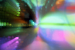 light zoom Στοκ Εικόνες
