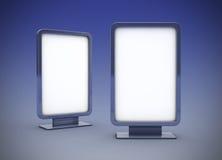 Lightbox Стоковое Изображение RF