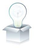 Lightbox icon Stock Photography