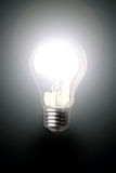 Lightbulb On Royalty Free Stock Photo