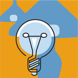 A Lightbulb Stock Images