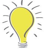 lightbulb Arkivbild