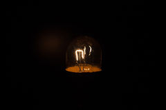 Lightbulb Royalty-vrije Stock Afbeelding