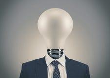 Lightbulb στοκ φωτογραφία με δικαίωμα ελεύθερης χρήσης
