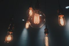 Lightbulb background