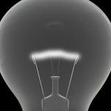 Lightbulb detail Stock Image