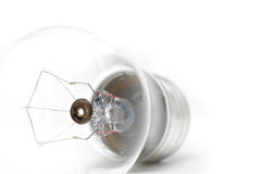 Lightbulb highkey macro Royalty Free Stock Photos