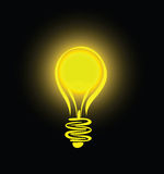 Lightbulb Idea Stock Image