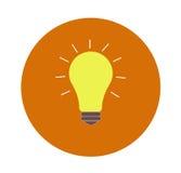 Lightbulb idea Stock Photos