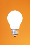 Lightbulb isolated Royalty Free Stock Images
