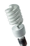 Lightbulb, low energy lamp Royalty Free Stock Image