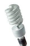 Lightbulb, niskiej energii lampa Obraz Royalty Free