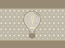 lightbulb9 Obrazy Stock