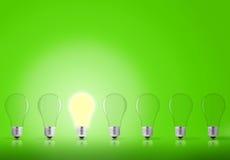 Lightbulbs Royalty Free Stock Image