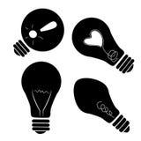 Lightbulbs ελεύθερη απεικόνιση δικαιώματος