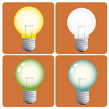 Lightbulbs Stock Image