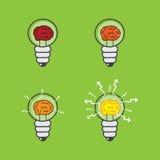 Lightbulbs Royalty Free Stock Photo