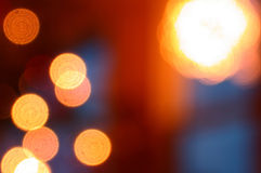 Lightcarpet. A backdrop of lights Royalty Free Stock Image