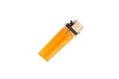 Lighte en plastique de gaz photo stock