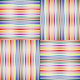 Lighted stripes 1. Lighted stripes, abstract seamless texture; vector art illustration; more stripes and textures in my gallery Stock Image