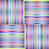 Lighted stripes 2 Royalty Free Stock Photos