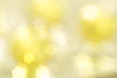 Lighteffects de fond d'abrégé sur bokeh de Noël Images stock