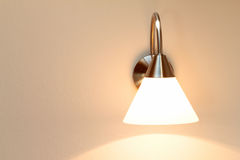 Lighten lamp Stock Images